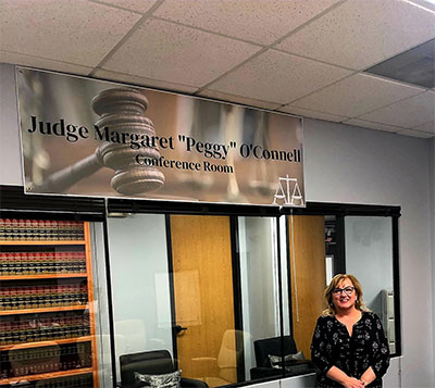 DuPage County Judge Margaret O'Connell