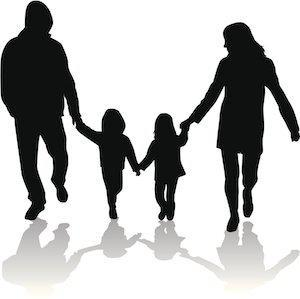 family, adoption, adopted children, biological children, Illinois family lawyer