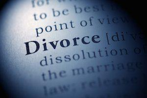 Divorce or Dissolution of Marriage