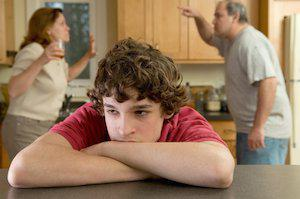 Divorce Effects on Children Juvenile Law
