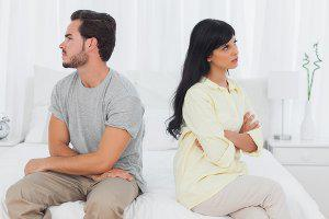 signs of marriage trouble