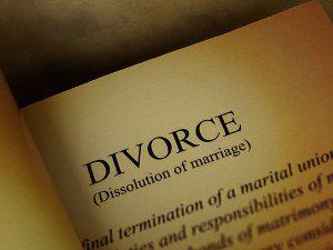 Divorce Rate, Dissolution of Marriage