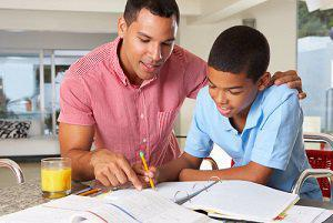 homework, coparenting, Lombard family law attorneys