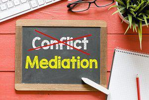 mediation, Illinois family law attorney