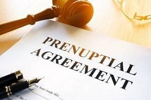 DuPage County family law attorney prenuptial agreement